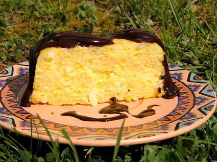 Recette de gâteau de riz créole