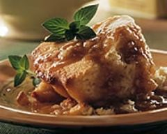 Recette pudding aux poires