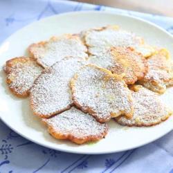Recette pancakes polonais aux pommes – toutes les recettes ...