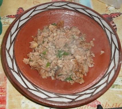 Recette de riz aux amandes et tempeh