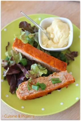 Recette de pain de poisson (au merlu)