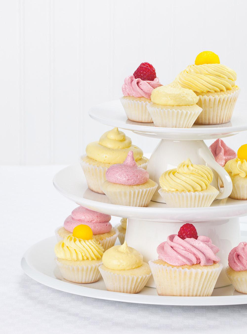 Gâteau à la vanille pour mini cupcakes | ricardo