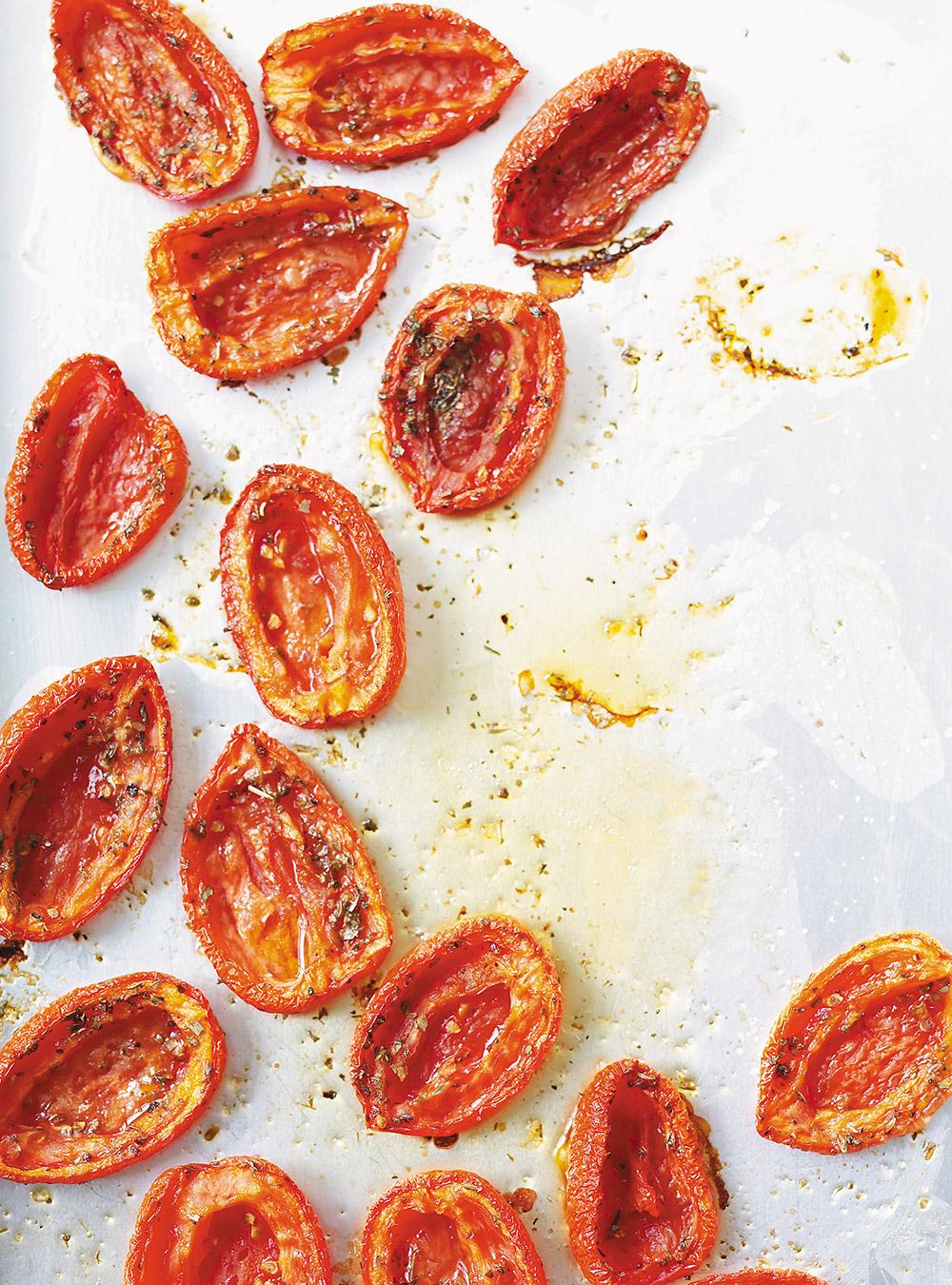Tartinade à la fleur d'ail et aux tomates séchées   ricardo