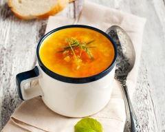 Recette soupe de légumes maison traditionnelle