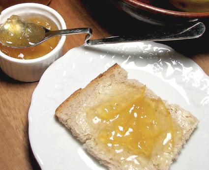 Recette de marmelade de pamplemousses