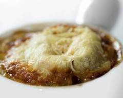 Recette soupe à l'oignon du nord