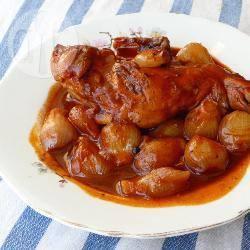 Recette lapin à la grecque – toutes les recettes allrecipes