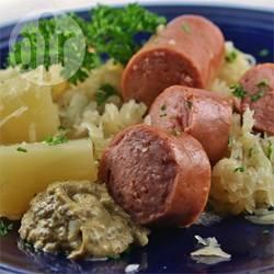 Recette choucroute alsacienne au porc – toutes les recettes ...
