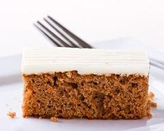 Recette rüblitorte (gâteau suisse aux carottes)