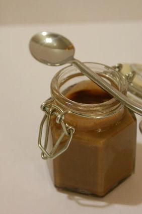 Recette de sauce carambar beurre salé à la vanille de tahiti