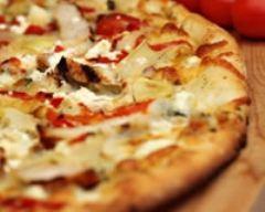 Recette pizza aux endives, cèpes et chèvre