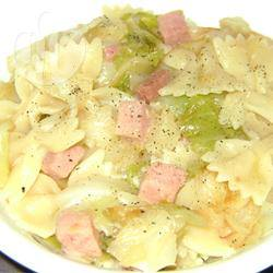 Recette nouilles au chou à la polonaise – toutes les recettes ...