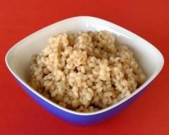 Recette orge risotto végétarien