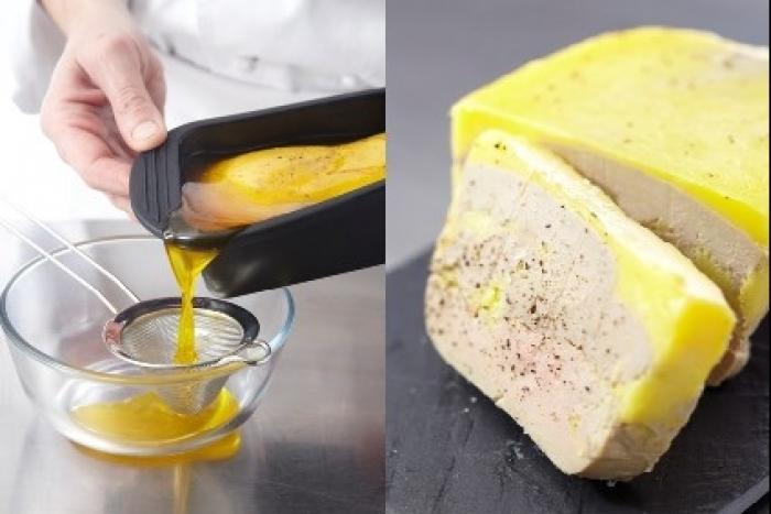Recette de foie gras au micro-ondes facile et rapide