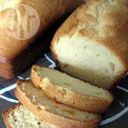 Recette gâteau yaourt parfumé à la fleur d'oranger – toutes les ...