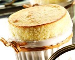 Recette soufflé au fromage blanc en faisselle