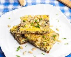 Recette omelette aux sardines