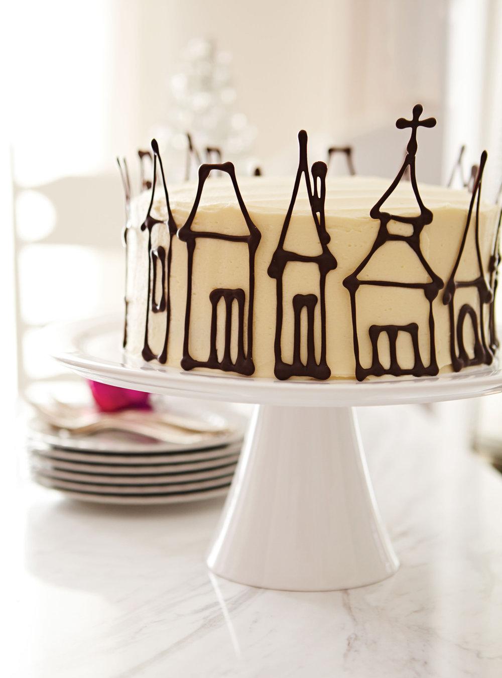 Gâteau aux épices et au chocolat   ricardo