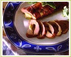 Recette roulés de porc à la mozzarella