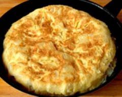 Recette omelette de la mère poulard