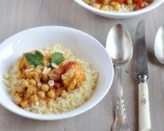 Recette ragoût de poisson à la marocaine
