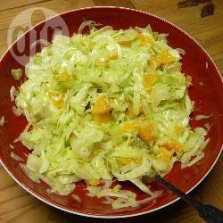 Recette salade de fenouil à l'orange – toutes les recettes allrecipes