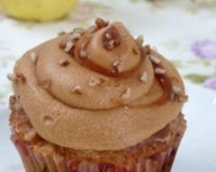 Recette cupcakes pommes caramel