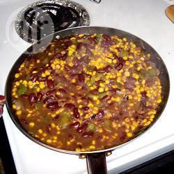 Recette ragoût aux haricots rouges et au maïs – toutes les recettes ...