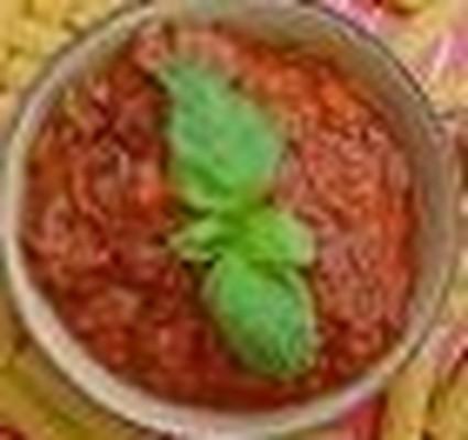 Recette de sauce bolognaise parfaite
