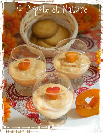 Recette de mousse d'abricots vanillée à la ricotta