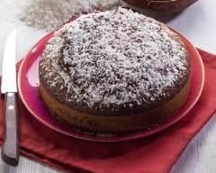 Recette gâteau au yaourt, chocolat et coco