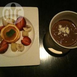 Recette fondue au chocolat noir et aux fruits – toutes les recettes ...