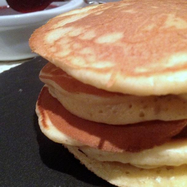 recette pancakes au lait de soja recette. Black Bedroom Furniture Sets. Home Design Ideas