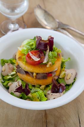 Recette de salade landaise estivale