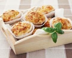 Recette muffins au thon et cornichons