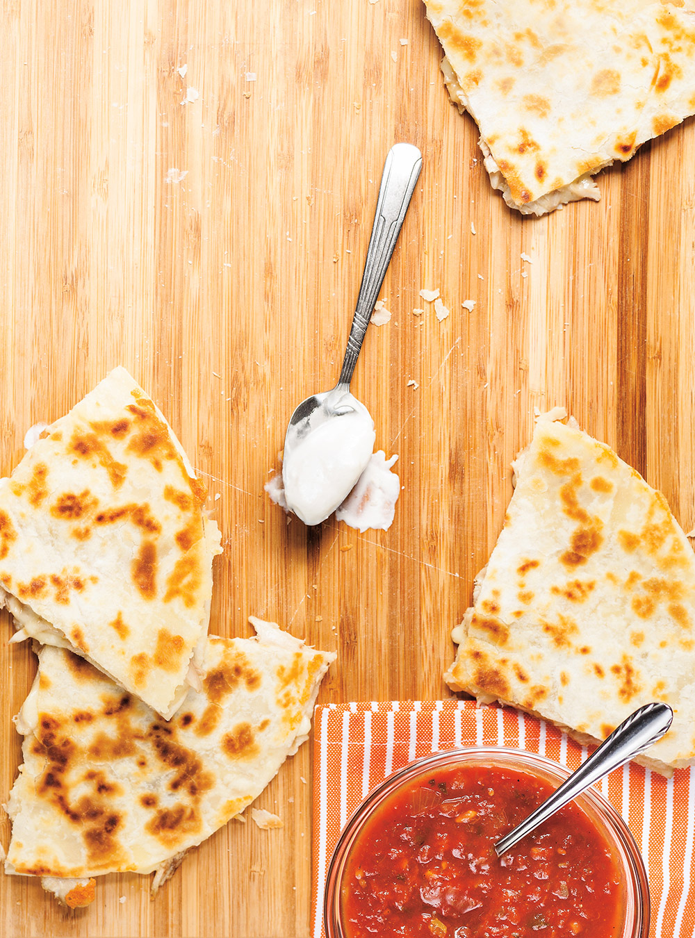 Quesadillas au poulet | ricardo