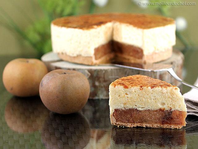 Gâteau aux pommes à ma façon  notre recette illustrée ...