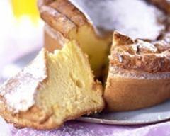 Recette biscuit de savoie au citron