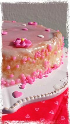 Recette de gâteau voyageur au citron