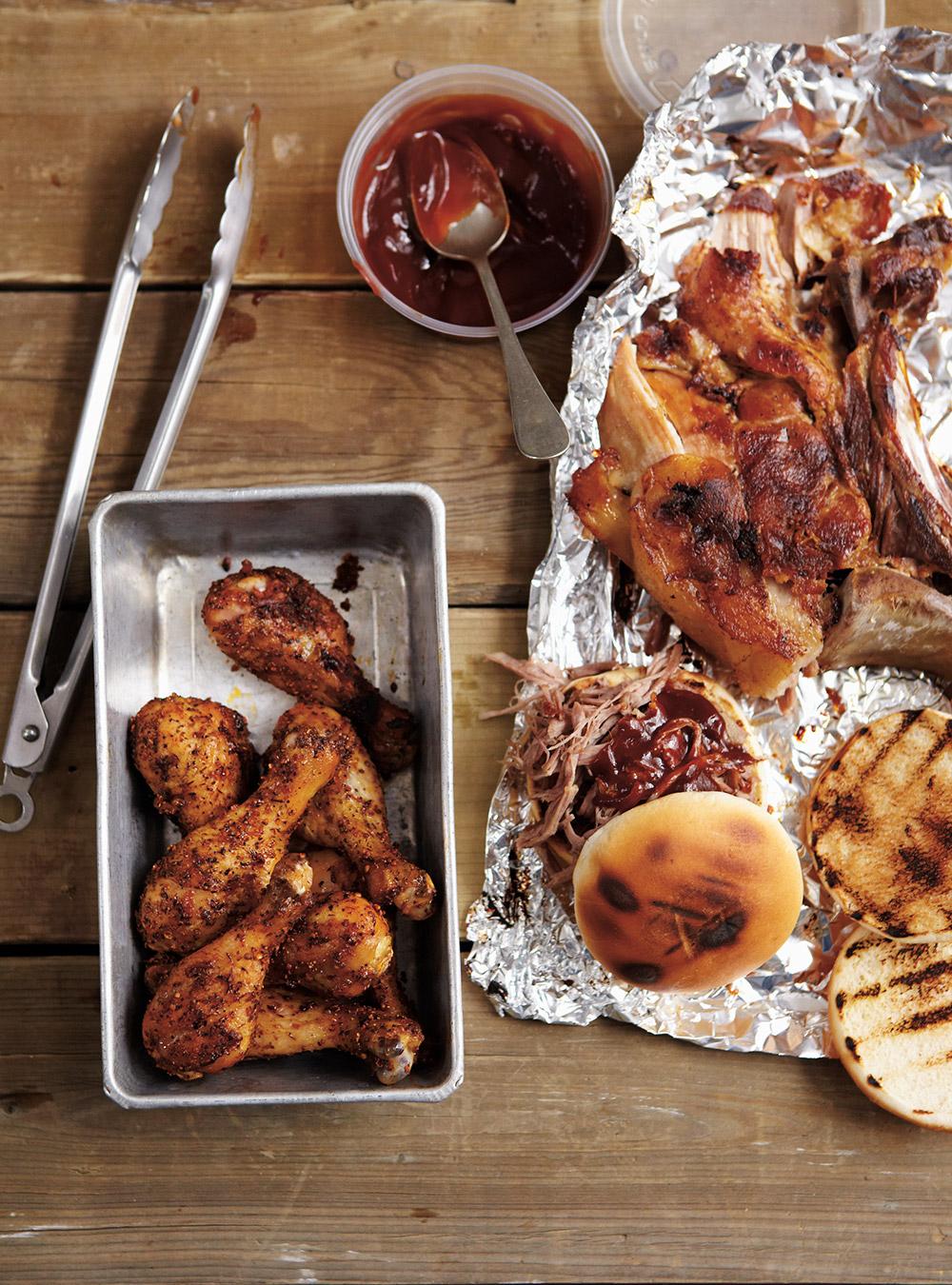 Pilons de poulet de réal st-amant | ricardo