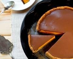 Recette tarte chocolat et carambars