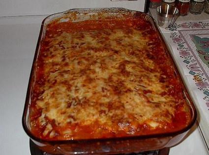 Recette de macaronis gratinés