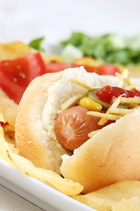 Recette de hot dog