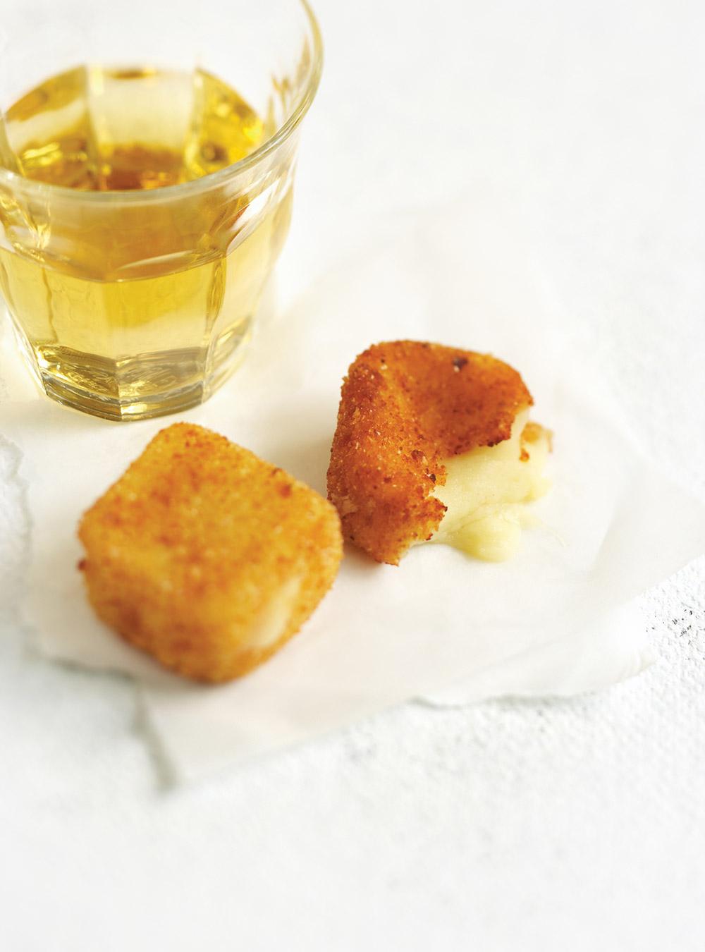Fondue parmesan aux trois fromages | ricardo