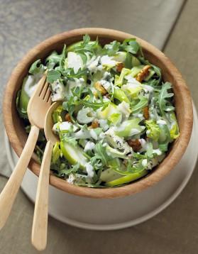 Salade de chou au céleri et à la pomme verte pour 4 personnes ...