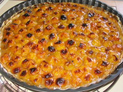 Recette de tarte aux mirabelles de lorraine