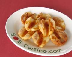 Recette poires au four sans lactose