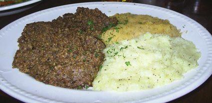 Recette de haggis (ou panse de brebis farcie)