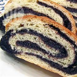 Recette gâteau roulé aux graines de pavot (makotch) – toutes les ...