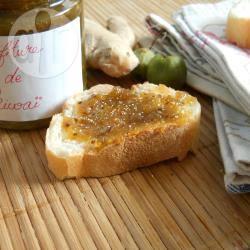 Recette confiture de kiwaï au gingembre – toutes les recettes ...